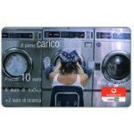 The Phonecard Shop: Vodafone Omnitel - A pieno carico, 10 euro