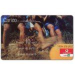 The Phonecard Shop: Italy, Vodafone Omnitel - Carico in avvicinamento, 10 euro