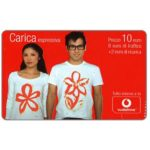 The Phonecard Shop: Vodafone - Carica espressiva, 10 euro