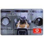 The Phonecard Shop: Italy, Vodafone - A pieno carico, 25 euro