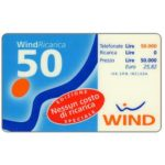 The Phonecard Shop: Italy, Wind - Edizione Speciale, 50 units