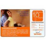 The Phonecard Shop: Italy, Wind - MondoWind, € 10