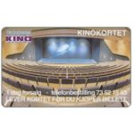 The Phonecard Shop: Norway, Trondheim Kino, Kinokortet (cinema card)