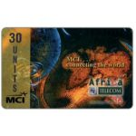 The Phonecard Shop: U.S.A., MCI - Africa Telecom 98, 30 units