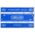 """The Phonecard Shop: Portugal, Service card, """"11"""" in arrow, 912A, 240 units"""