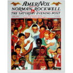 The Phonecard Shop: Amerivox – The Saturday Evening Post by Norman Rockwell, folder with 5 phonecards