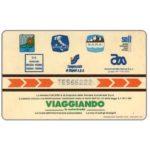 The Phonecard Shop: Italy, Viaggiando, L.90,000, Technicard (Viacard)
