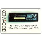 The Phonecard Shop: Italy, Kenwood, L.50,000, Technicard (Viacard)