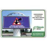 The Phonecard Shop: Italy, Fidanzia Sistemi, L.50,000, Pikappa (Viacard)