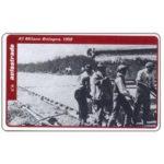 The Phonecard Shop: Italy, A1 Milano-Bologna 1958, L.50,000, Pikappa (Viacard)