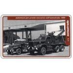 The Phonecard Shop: Italy, Automezzi per pronto soccorso, L.50,000, Technicard (Viacard)