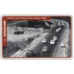 The Phonecard Shop: Italy, Traffico sulla Firenze mare, giugno 1962, L.50,000, Technicard (Viacard)