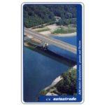 The Phonecard Shop: Italy, A26 Voltri-Gravellona, Ponte sul Ticino, L.50,000, Pikappa (Viacard)
