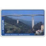 The Phonecard Shop: Italy, A26 Voltri-Gravellona, Viadotto Gorsexio, L.50,000, Pikappa (Viacard)