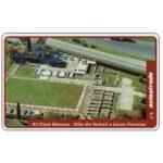 The Phonecard Shop: Italy, A1 Fiano Romano, Villa dei Volusii a Lucus Feroniae, L.50,000, Pikappa (Viacard)