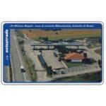The Phonecard Shop: Italy, A1 Milano-Napoli, area di servizio Mascherone, L.50,000, Technicard (Viacard)