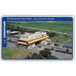 The Phonecard Shop: Italy, A1 diramazione Roma Nord, area di servizio Feronia, L.50,000, Technicard (Viacard)