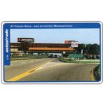 The Phonecard Shop: Italy, A1 Firenze-Roma, area di servizio Montepulciano, L.50,000, Technicard (Viacard)