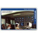 The Phonecard Shop: Italy, Centro informazioni, L.50,000, Technicard (Viacard)