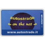 The Phonecard Shop: Italy, Autostrade on the net, L.50,000, Technicard (Viacard)
