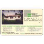 The Phonecard Shop: Italy, Fumagalli Edilizia Industrializzata, L.50,000, Pikappa (Viacard)