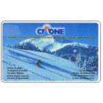 The Phonecard Shop: Italy, Cimone, L.50,000, Pikappa (Viacard)