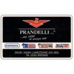 The Phonecard Shop: Italy, Prandelli, L.50,000, Publicenter (Viacard)