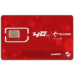 The Phonecard Shop: Indonesia, Telkomsel SIM card