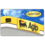The Phonecard Shop: Italy, Agip Club (fuel loyalty card)