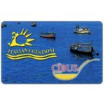 The Phonecard Shop: Italy, Italiana Gestioni Cibus (hotels promotional card)