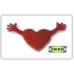 The Phonecard Shop: Italy, IKEA, Carta Reso (gift card)
