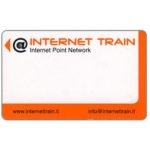 The Phonecard Shop: Italy, Internet Train (internet access card)
