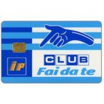 The Phonecard Shop: Italy, IP Club Fai da te (fuel loyalty card)