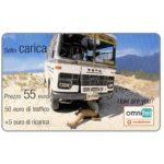 The Phonecard Shop: Italy, Omnitel Vodafone – Sotto carica, 55 euro