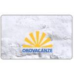 The Phonecard Shop: Italy, Orovacanze (promo card)