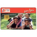 The Phonecard Shop: Italy, Total Fina per voi (fuel loyalty card)