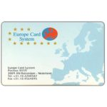 The Phonecard Shop: Netherlands, Europe Card System (business card)
