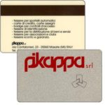 The Phonecard Shop: Italy, Pikappa srl promo card