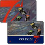 The Phonecard Shop: Portugal, GSM Telecel promo card